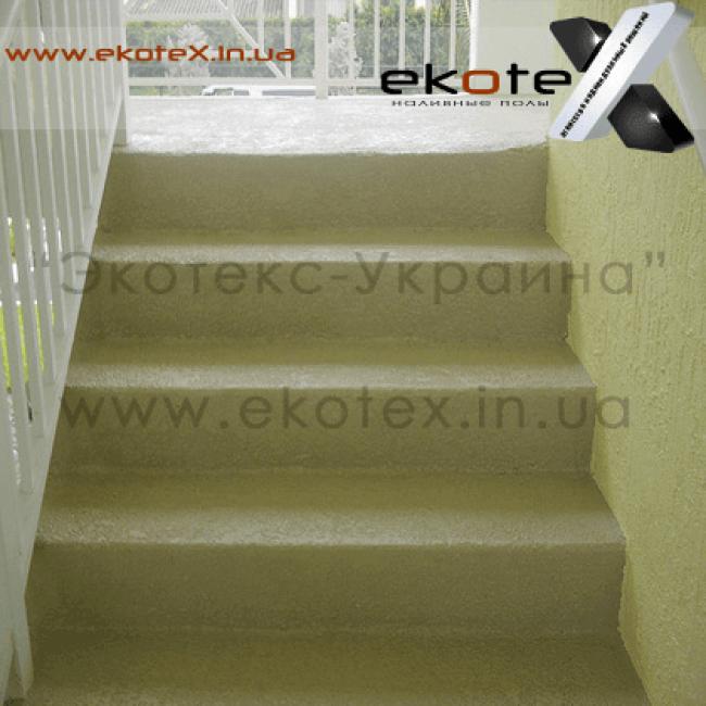 декоративные наливные полы ekoteX наливной пол lux/ex-248