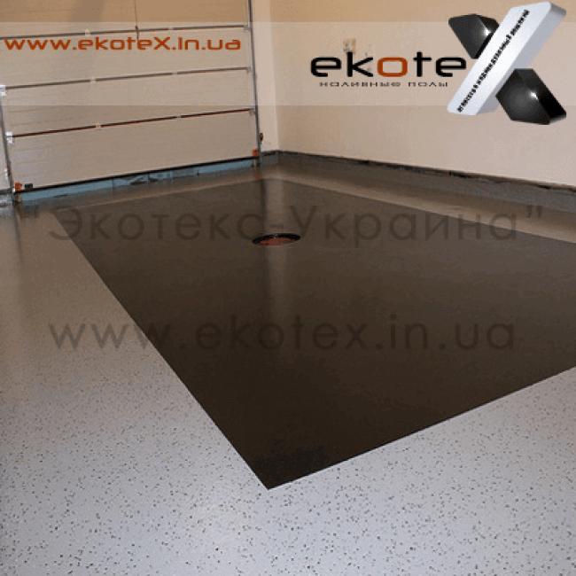 декоративные наливные полы ekoteX наливной пол lux/ex-251