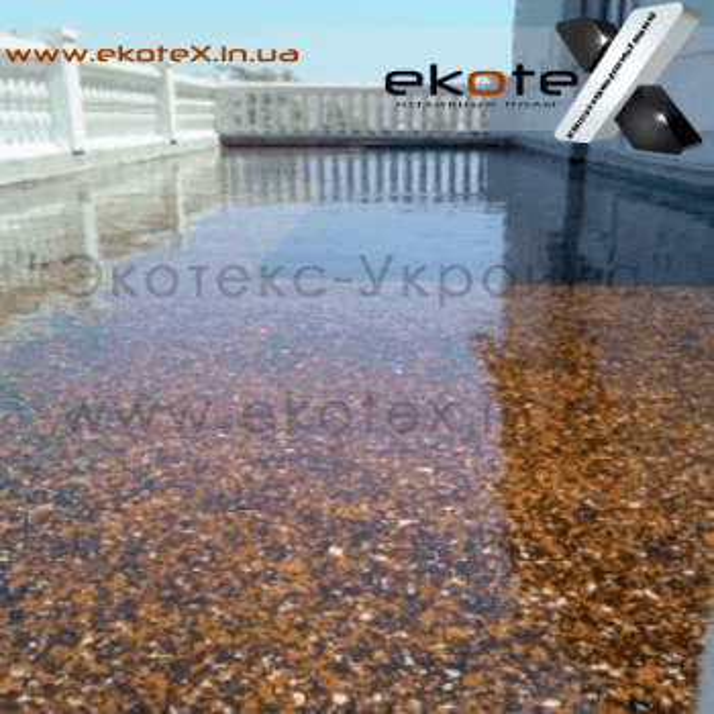 Наливной пол Lux/ex-255
