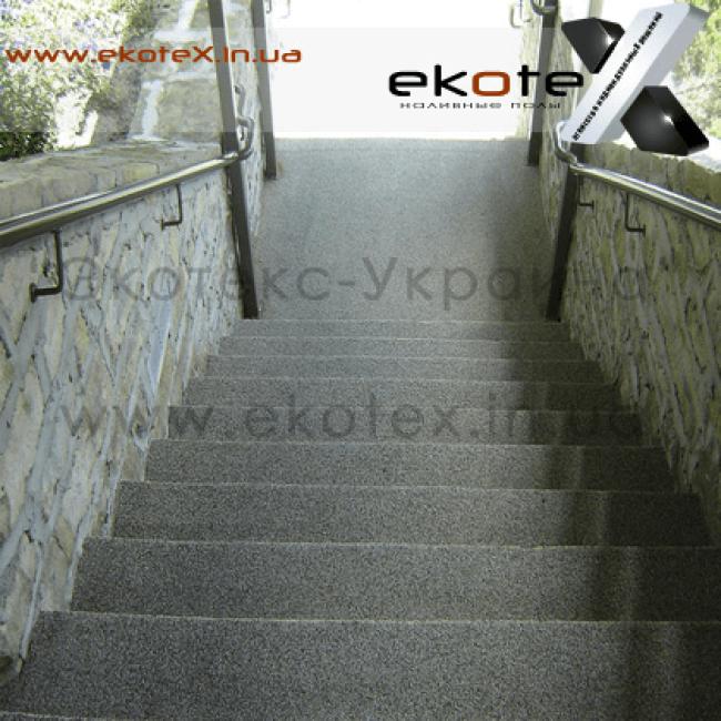 декоративные наливные полы ekoteX наливной пол lux/ex-265