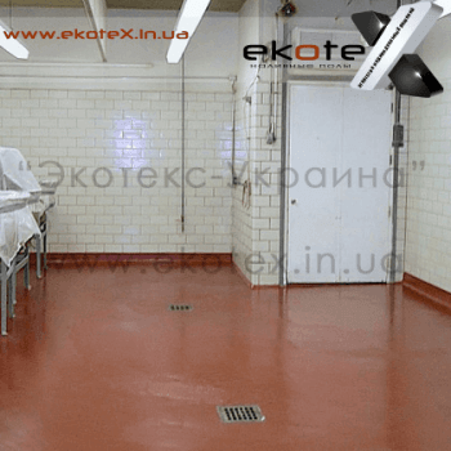 декоративные наливные полы ekoteX наливной пол lux/ex-266