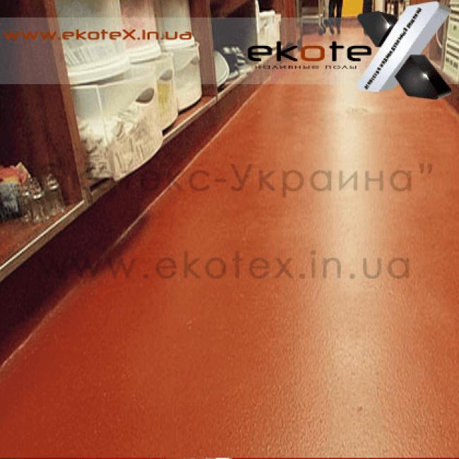 декоративные наливные полы ekoteX наливной пол lux/ex-269