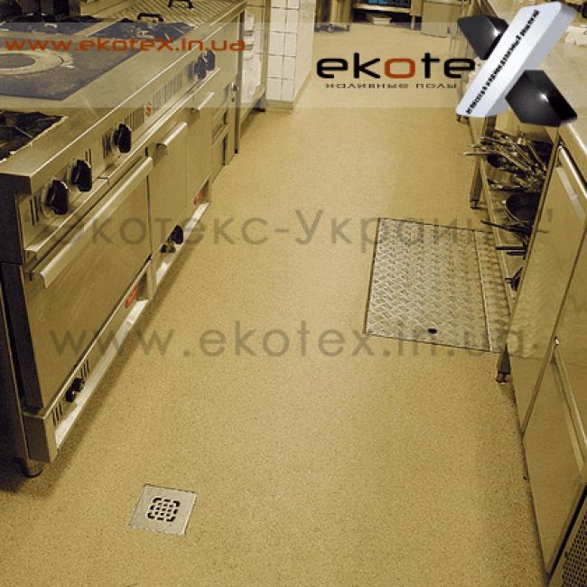 декоративные наливные полы ekoteX наливной пол lux/ex-274