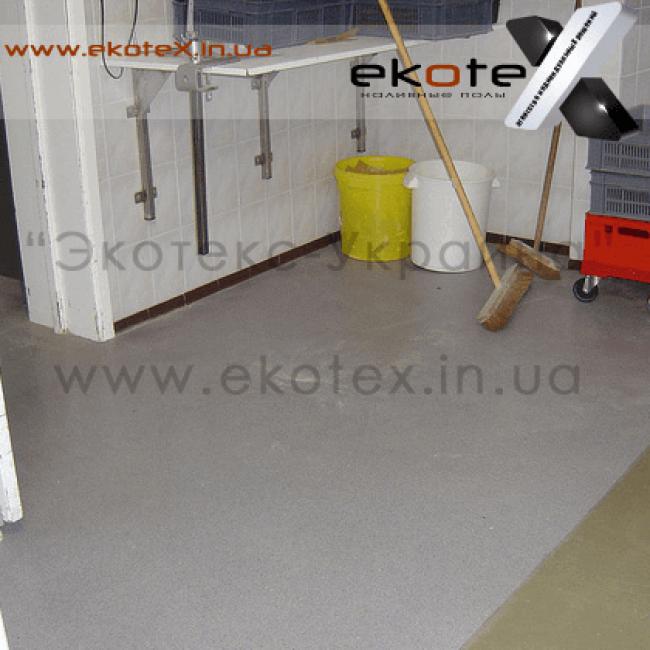 декоративные наливные полы ekoteX наливной пол lux/ex-276