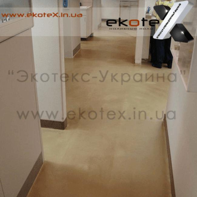 декоративные наливные полы ekoteX наливной пол lux/ex-277