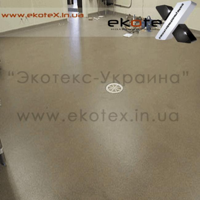 декоративные наливные полы ekoteX наливной пол lux/ex-280