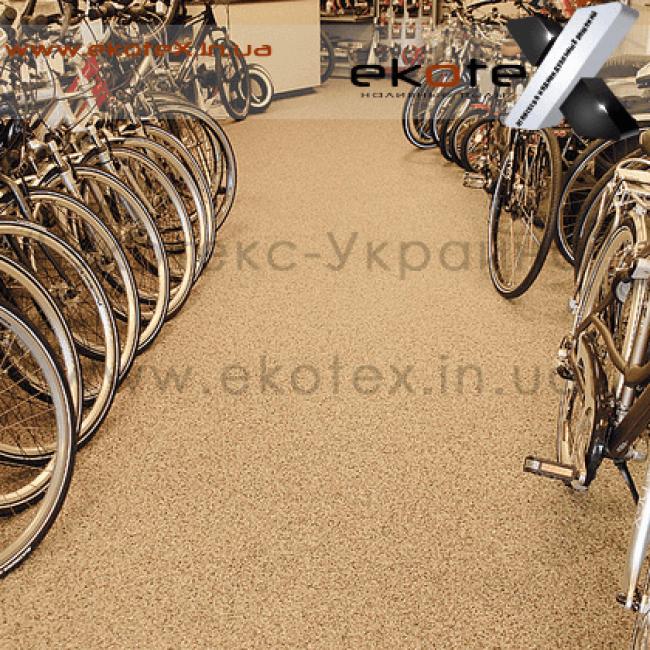 декоративные наливные полы ekoteX наливной пол lux/ex-283
