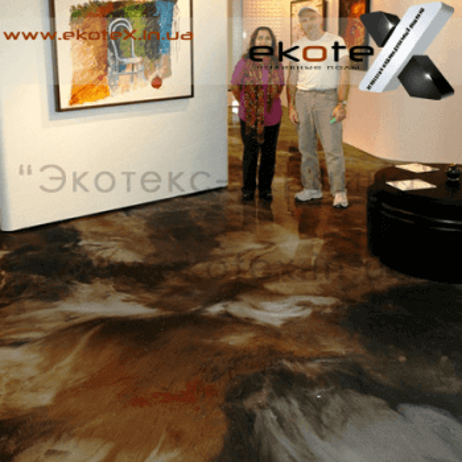 Наливной пол Lux/ex-286
