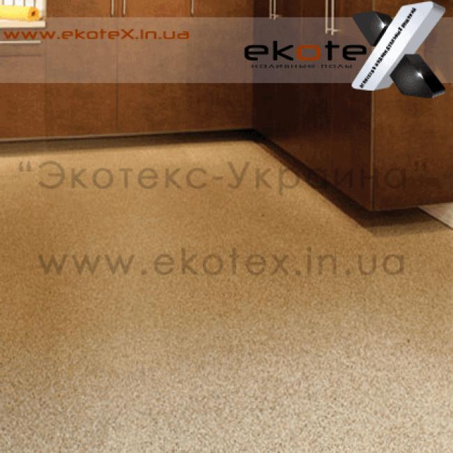 декоративные наливные полы ekoteX наливной пол lux/ex-288