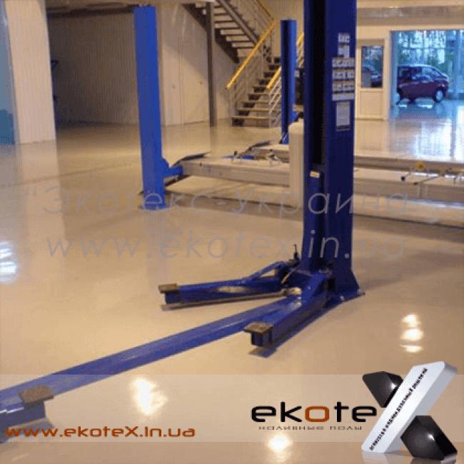 Промышленный пол Ekotex/prom-02
