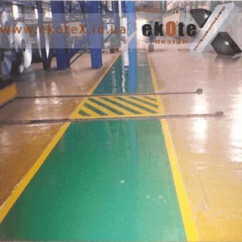 промышленные наливные полы Коутекс промышленный пол pre/st-021