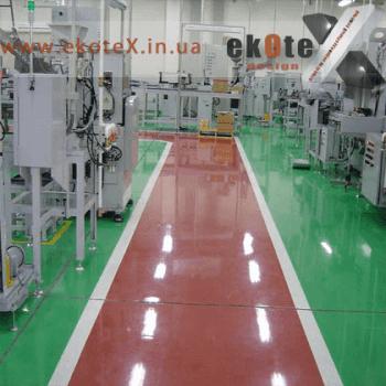 Промышленный пол Pre/st-027