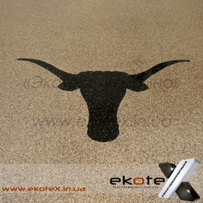декоративные наливные полы Коутекс наливной пол lux/ex-161