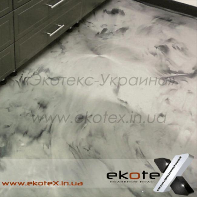 декоративные наливные полы Коутекс наливной пол lux/ex-162