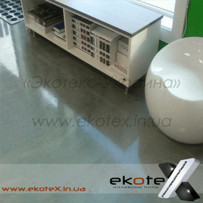 декоративные наливные полы Коутекс наливной пол lux/ex-163