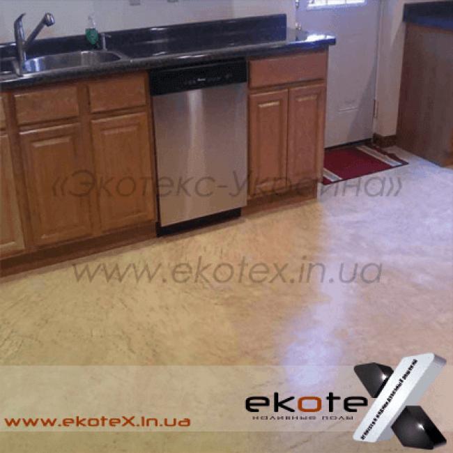 декоративные наливные полы Коутекс наливной пол lux/ex-164