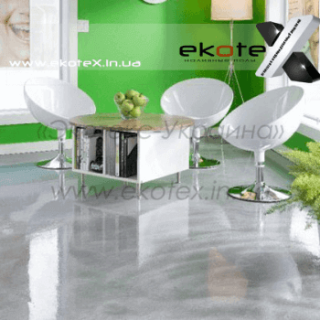 декоративные наливные полы Коутекс наливной пол lux/ex-184