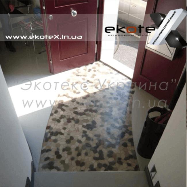 декоративные наливные полы ekoteX наливной пол lux/ex-222