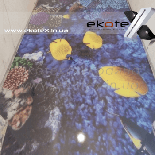 Наливной пол Lux/ex-310