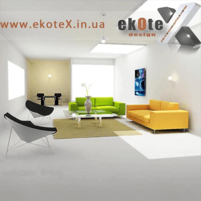 декоративные наливные полы Коутекс наливной пол lux/ex-124