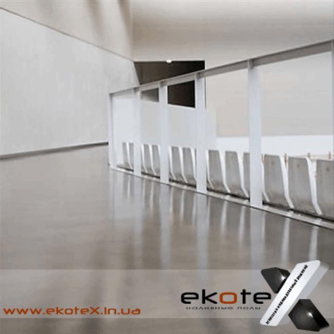 декоративные наливные полы Коутекс наливной пол lux/ex-129