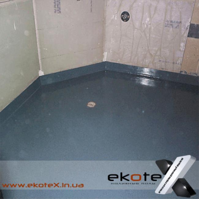 декоративные наливные полы Коутекс наливной пол lux/ex-139