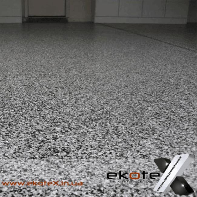 декоративные наливные полы Коутекс наливной пол lux/ex-151