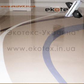 декоративные наливные полы ekoteX наливной пол lux/ex-240