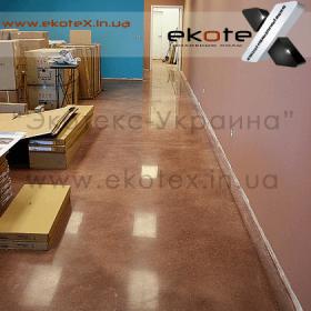 декоративные наливные полы ekoteX наливной пол lux/ex-246