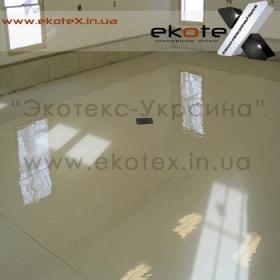 декоративные наливные полы ekoteX наливной пол lux/ex-252