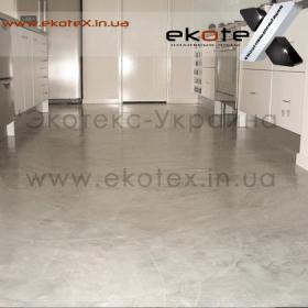 декоративные наливные полы ekoteX наливной пол lux/ex-253