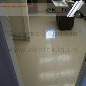 декоративные наливные полы ekoteX наливной пол lux/ex-263