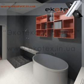декоративные наливные полы ekoteX наливной пол lux/ex-285
