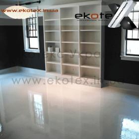 декоративные наливные полы ekoteX наливной пол lux/ex-291