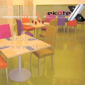 декоративные наливные полы ekoteX наливной пол lux/ex-211
