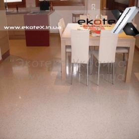 декоративные наливные полы ekoteX наливной пол lux/ex-221