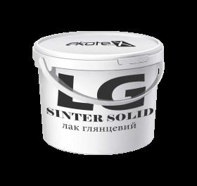 «SINTER solid» LG (лак глянцевый)